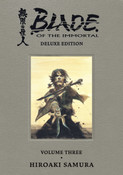 Blade of the Immortal Deluxe Edition Manga Omnibus Volume 3 (Hardcover)