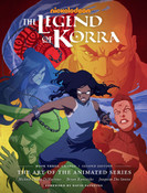 The Legend of Korra The Art of the Animated Series Book Three Change Second Edition (Hardcover)
