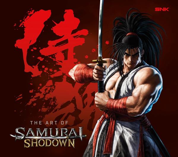 The Art of Samurai Shodown Artbook (Hardcover)