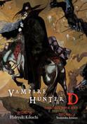 Vampire Hunter D Novel Omnibus Volume 1