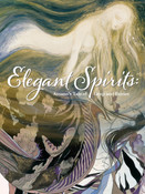 Elegant Spirits Amano's Tale of Genji and Fairies Artbook (Hardcover)