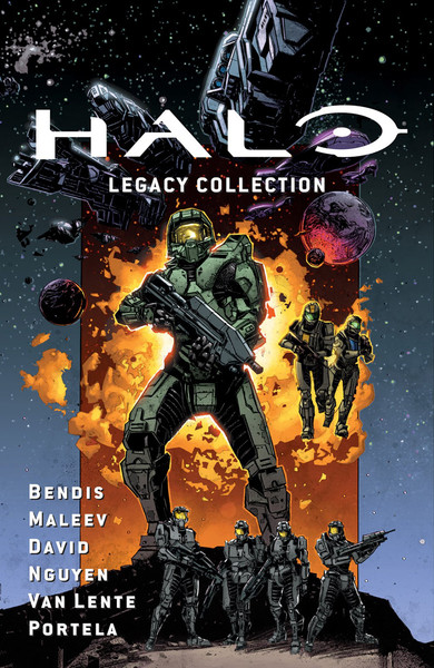 Halo Legacy Collection Graphic Novel
