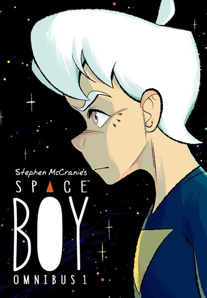 Space Boy Graphic Novel Omnibus Volume 1