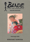 Blade of the Immortal Deluxe Edition Manga Omnibus Volume 5 (Hardcover)
