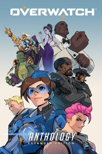 Overwatch Anthology Expanded Edition (Hardcover)