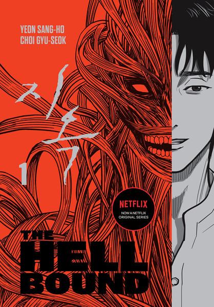 The Hellbound Graphic Novel Volume 1