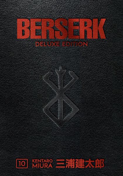Berserk Deluxe Edition Manga Omnibus Volume 10 (Hardcover)