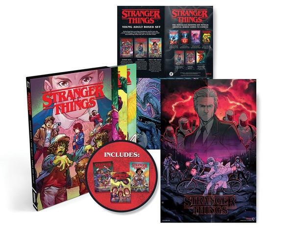 Stranger Things Graphic Novel Box Set