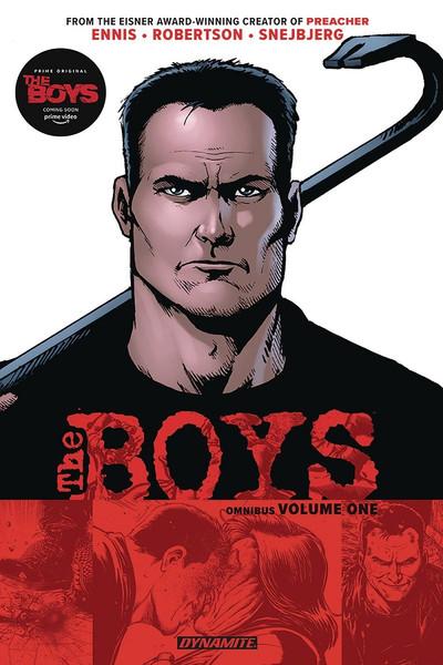 The Boys Graphic Novel Omnibus Volume 1