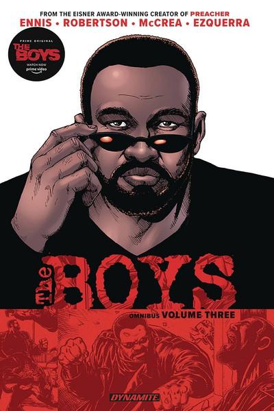 The Boys Graphic Novel Omnibus Volume 3