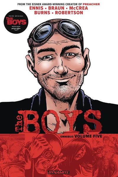 The Boys Graphic Novel Omnibus Volume 5