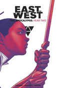 East of West The Apocalypse Year Two Graphic Novel (Hardcover)