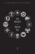 The Wicked + The Divine Book Two Graphic Novel (Hardcover)