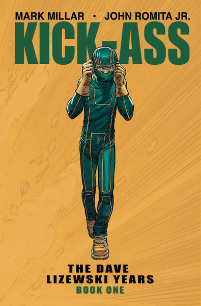 Kick-Ass The Dave Lizewski Years Book One Graphic Novel