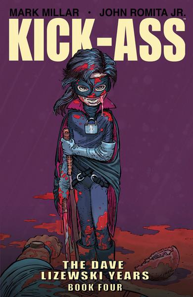 Kick-Ass The Dave Lizewski Years Book Four Graphic Novel