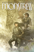 Monstress Book One Graphic Novel (Hardcover)