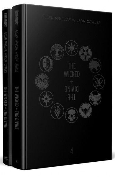 The Wicked + The Divine Book Four Graphic Novel (Hardcover)