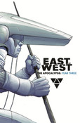 East of West The Apocalypse Year Three Graphic Novel (Hardcover)