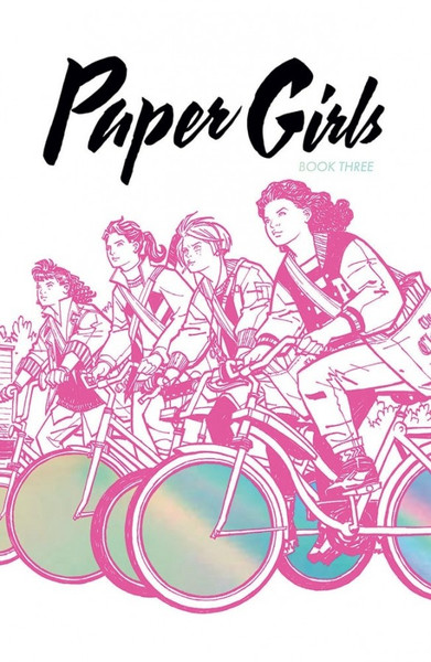 Paper Girls Book Three Graphic Novel (Hardcover)