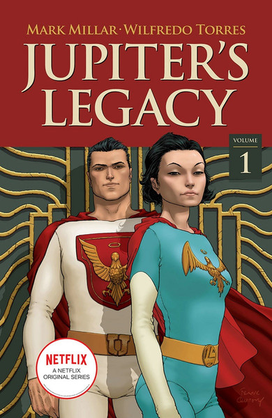 Jupiter's Legacy Graphic Novel Volume 1