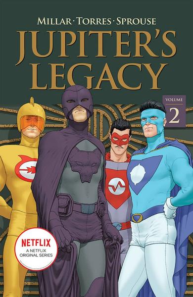 Jupiter's Legacy Graphic Novel Volume 2