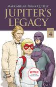 Jupiter's Legacy Graphic Novel Volume 4
