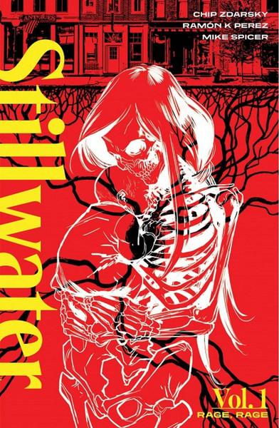 Stillwater Volume 1 Rage, Rage Graphic Novel