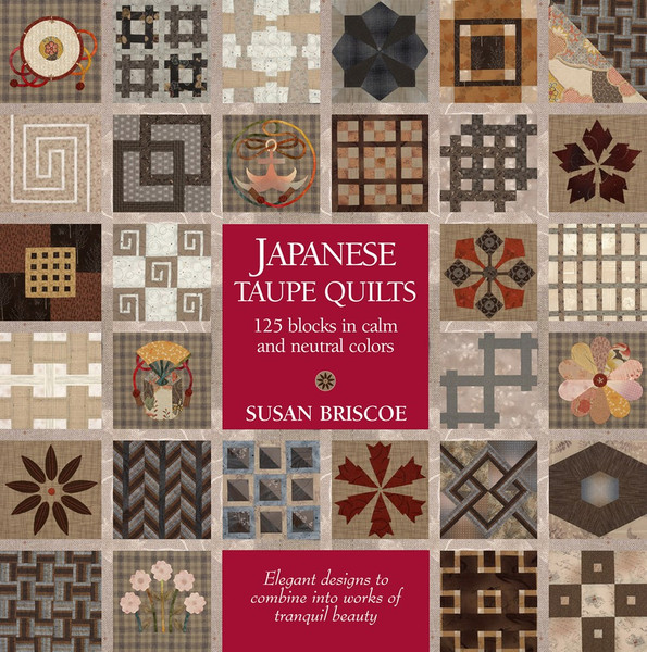 Japanese Taupe Quilts (Color)