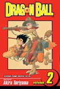 Dragon Ball Manga Volume 2 (2nd Ed)