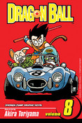 Dragon Ball Manga Volume 8