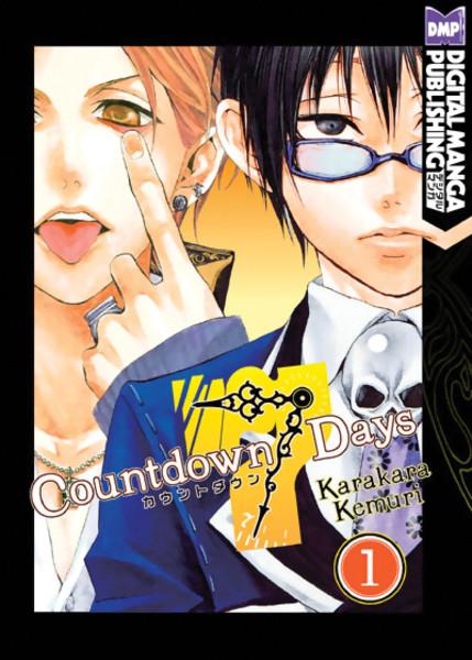 Countdown 7 Days Manga Volume 1