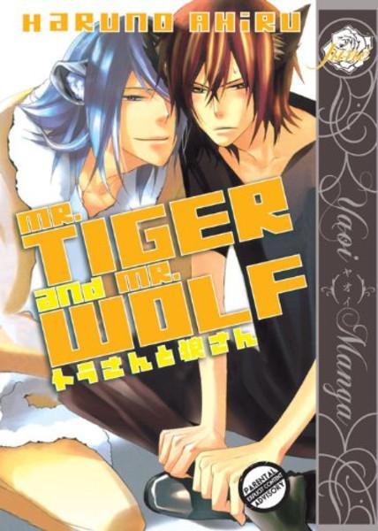 Mr Tiger and Mr Wolf Manga Volume 1