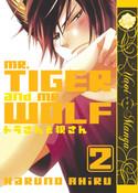 Mr. Tiger and Mr. Wolf Manga Volume 2