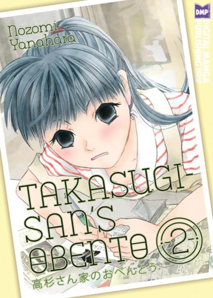 Takasugi-san's Obento Manga Volume 2