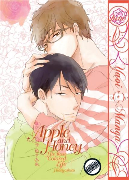 Apple and Honey His Rose Colored Life Manga