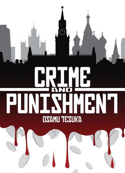 Crime and Punishment Manga