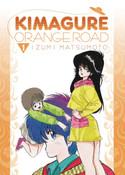 Kimagure Orange Road Manga Omnibus Volume 1