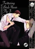Twittering Birds Never Fly Manga Volume 3