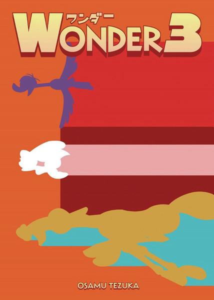 Wonder 3 Manga