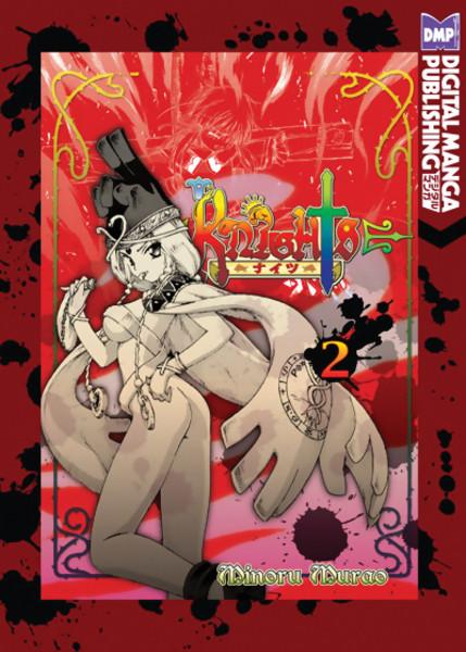 Knights Manga Volume 2