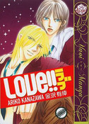 Love Graphic Novel