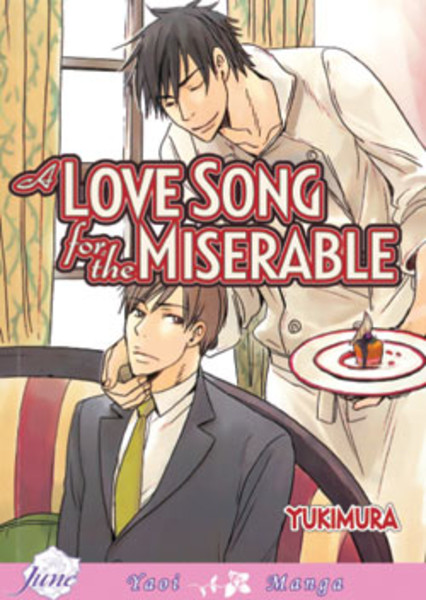 A Love Song for the Miserable Manga