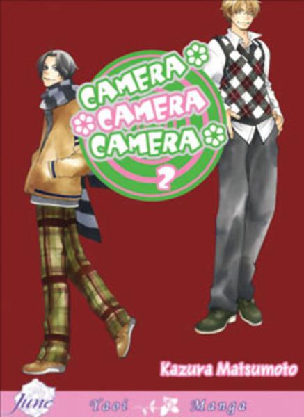 Camera Camera Camera Manga Volume 2