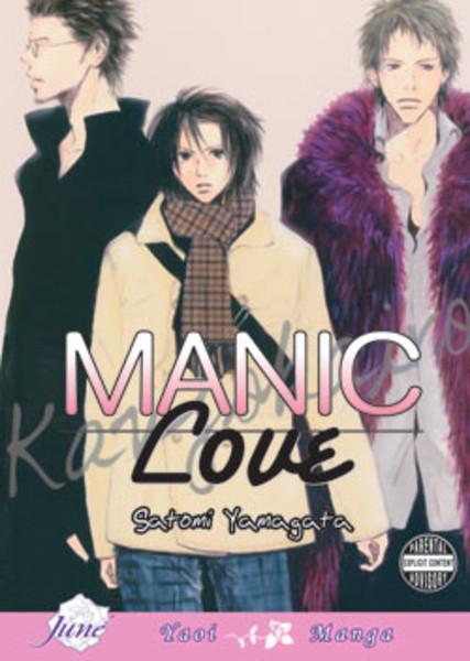 Manic Love Manga