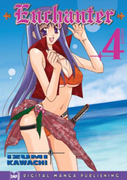 Enchanter Manga Volume 4