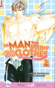 Man Who Doesn't Take Off His Clothes Novel Volume 2