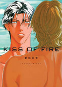Embracing Love Kiss of Fire Artbook