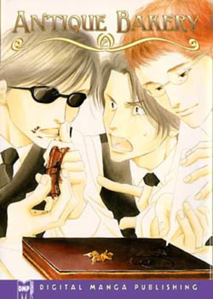 Antique Bakery Manga Volume 2