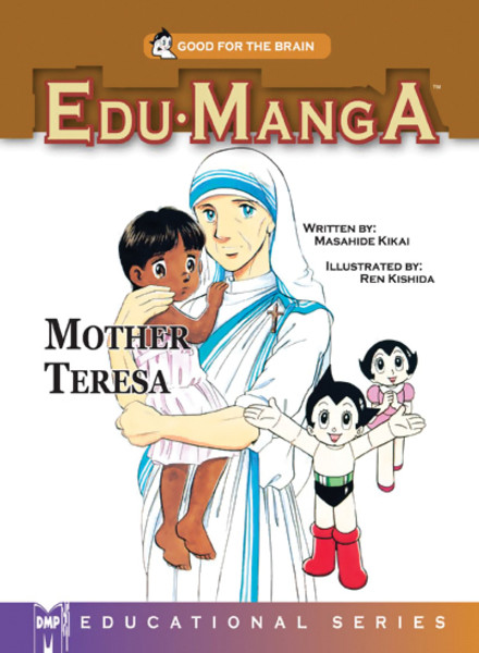 Edu-Manga Mother Teresa Manga