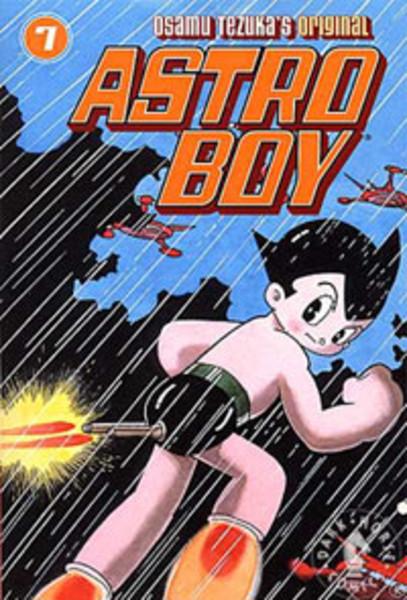 Astro Boy Manga Volume 7